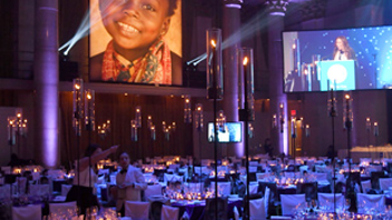 #12 Benefit (up from #13) The Unicef Snowflake Ball celebrates Unicef USA's life-saving work on behalf of vulnerable children around the world. Ringo Starr and Desiree Gruber were honored at the 2018 gala at Cipriani Wall Street, which featured a performance by Sheryl Crow. The event was attended by 800 guests and raised $4 million. Next: December 3, 2019