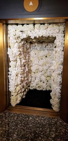 10 Best Ideas Of The Week A Flower Bombed Elevator Dessert