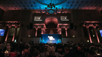 #4 Media Event Celebrating its 70th anniversary in 2019, the National Book Awards recognize the year's best literary achievements. Nick Offerman hosted the 2018 ceremony at Cipriani Wall Street, which was attended by 900 guests including authors Sigrid Nunez, Margot Lee Shetterly, and Isabel Allende. Next: November 2019