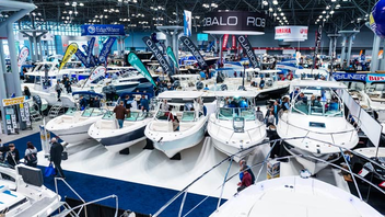 #4 Trade Show & Convention A popular tradition since 1905, the Progressive Insurance New York Boat Show brings 45,000 attendees together over five days at the Jacob K. Javits Center. Boating enthusiasts flock here to preview the latest innovations, participate in interactive workshops, and, of course, shop for vessels and gear. Highlights from the 2019 event included Super Thursday, where guests could take advantage of extra discounts; an expanded Touch-a-Boat Tour for kids; and a daylong career fair. Next: January 22-26, 2020