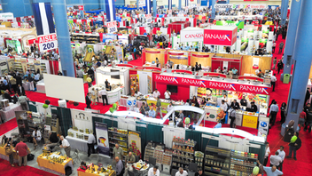 Americas Food and Beverage Show enters its 23rd year this fall at the Miami Beach Convention Center. In 2018, the show counted 521 Booths covering 105,092 square feet of exhibition and meeting space, 11,252 buyers, and $110 million in projected sales. Next: September 24-25, 2019
