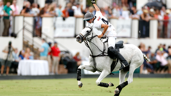 The U.S. Open Polo Championship has been held at the International Polo Club Palm Beach in Wellington, Florida, for more than 10 years and is the axis for high-goal polo in the United States. It is the finale of the 26-goal tournaments and lasts several weeks; it will be the site of the championship through 2021. More than 15,000 people attended the 2018 Sunday event. Next: March 27 and April 20-21, 2019