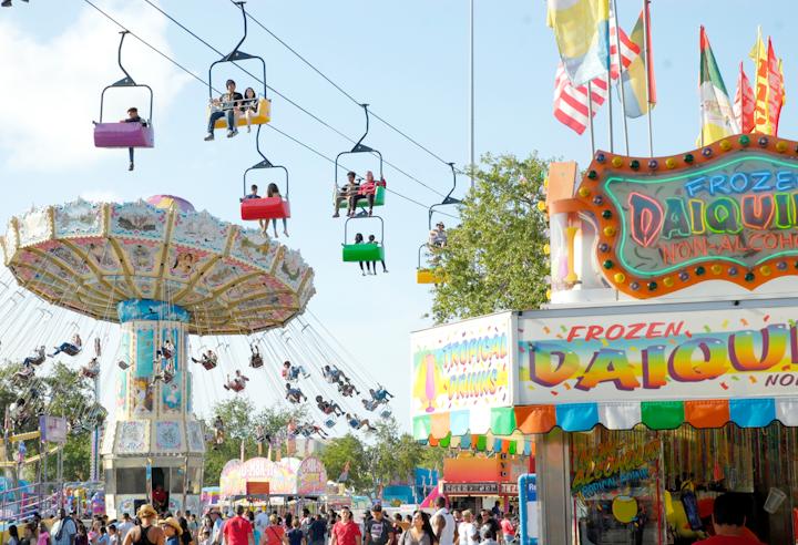 Miami Dade Fair 2020.Parades Festivals Miami 2019 Bizbash