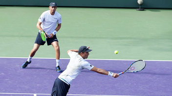 The 35th Miami Open presented by Itaú has moved north to Hard Rock Stadium in North Miami, bringing tennis' largest stars with it. Top-ranked Novak Djokovic and Naomi Osaka headline the 2019 tournament, which also features stars Rafael Nadal, Roger Federer, Serena Williams, and Sloane Stephens in the playing field. The 2018 tournament saw 303,339 fans come to the Crandon Park Tennis Center, recording more than 300,000 attendees for the 10th consecutive year. Lacoste returns as the official apparel and footwear sponsor. Next: March 18-31, 2019
