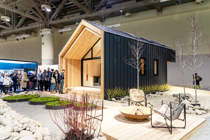 Trade Show Booths Ideas From Toronto Interior Design Show