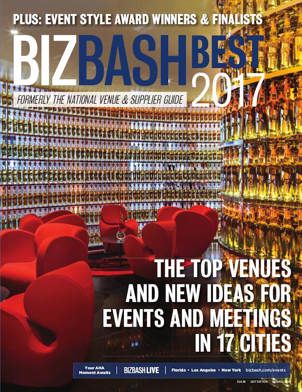 BizBash Magazine 2017 BizBash Best