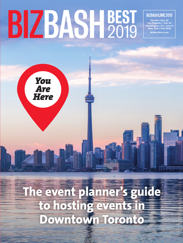 BizBash Magazine 2019 BizBash Best - Downtown Toronto