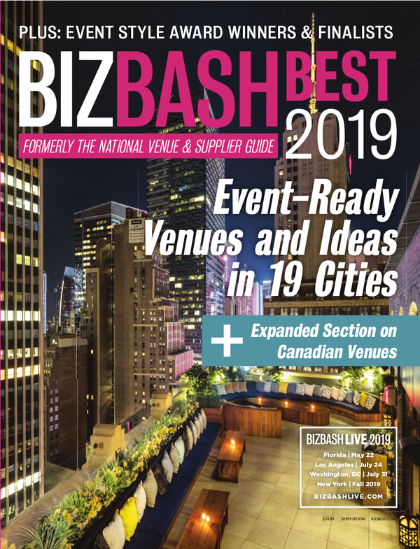 BizBash Magazine 2019 BizBash Best