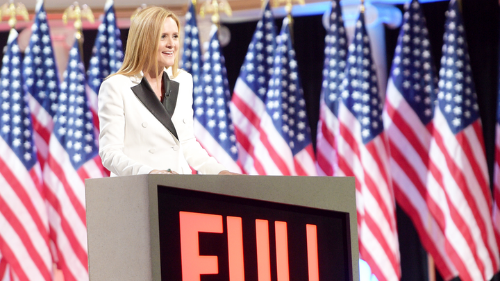 "TBS late-night comedian Samantha Bee is bringing back the 'Not the White House Correspondents' Dinner,"" which will take place at DAR Constitution Hall."