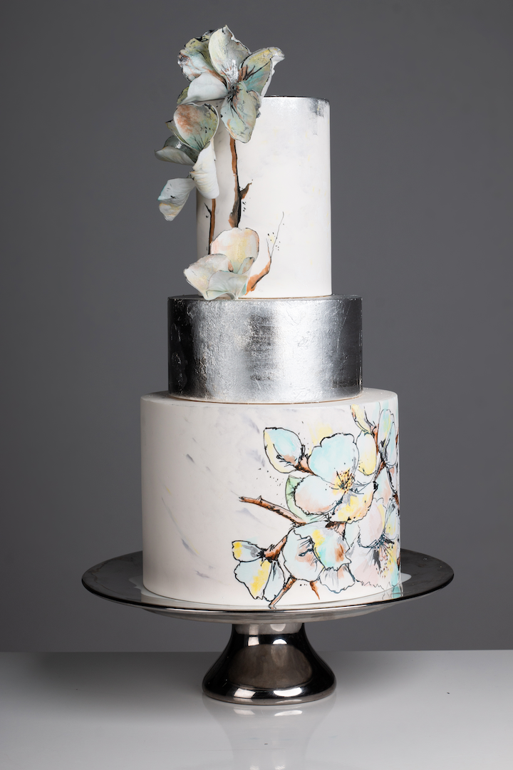 Over The Top Wedding Cakes Bizbash