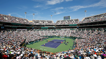 Also known as the Indian Wells Masters, the two-week tennis tournament is held every March in the Coachella Valley. Owned by Oracle C.T.O. Larry Ellison, the event is one of the largest on both the men's and women's tour, and is the most-attended tennis tournament in the world other than the four Majors. Matches get televised on ESPN and the Tennis Channel; Dominic Thiem and Bianca Andreescu were crowned singles champions in 2019. Next: March 9-22, 2020