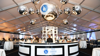 Up from #7 In just four years, the Los Angeles Dodgers Foundation's annual gala has become a must-attend event among sports fans and philanthropists. Taking place at Dodger Stadium, the sold-out benefit drew 1,700 guests in 2018 and raised $2.2 million, up from $1.5 million the year before; it featured a performance by John Legend, and was emceed by Arsenio Hall and George Lopez. Bruno Mars will perform at the 2019 event next month. Proceeds from the gala will help the Los Angeles Dodgers Foundation reach its goal of building 50 baseball fields in underserved communities. Next: June 12, 2019 See more: 24 Unique Event Ideas From Spring Benefits
