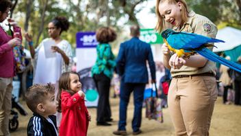 "The Greater Los Angeles Zoo Association's 49-year-old benefit is one of the city's biggest—and more casual—fund-raisers; last year's event drew 1,000 people and raised more than $1.5 million for local and global conservation and education initiatives. Guests, who are invited to dress in ""safari casual"" attire, get an after-hours glimpse at the zoo before a live auction and musical performance. The 2019 edition this month will honor marine biologist Sylvia A. Earle and feature desserts curated by Food Network star Duff Goldman. Next: May 18, 2019"