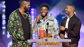 New to the list While lower-profile than the Video Music Awards, MTV's film and TV-focused award show generates its fair share of memorable moments, such as in 2018 when Black Panther took home the top prize and Love, Simon's same-sex couple won Best Kiss. The network made some smart strategic shifts last year, booking popular host Tiffany Haddish, moving to a Monday night, and shifting from May to June to fall within the Emmys voting window; the efforts paid off with a 27 percent increase in ratings. Shazam! star Zachary Levi will host the 29th edition in June at the Barker Hangar. Next: June 17, 2019