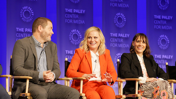 The television festival presented by the Paley Center for Media brings fans together with the talent behind their favorite shows. Held at the Dolby Theatre, more than 200 stars and creative talents in TV share behind-the-scenes scoops, anecdotes, and news. Two weeks of programming includes screenings, panel discussions, and Q&As. The 2019 edition in March included a Parks & Recreation reunion plus the launch of Paley TV, a video-on-demand service that live streamed the panels. Next: March 2020
