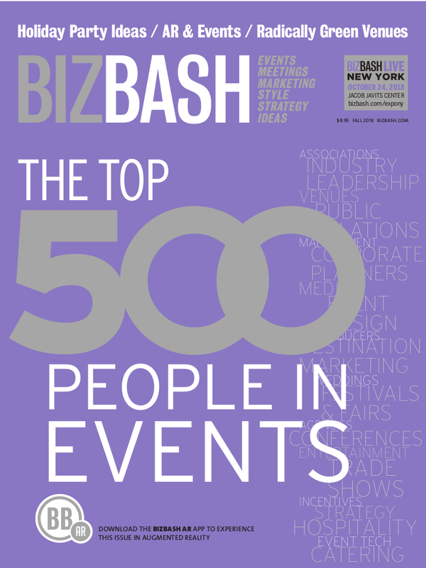 BizBash Magazine The 2018 Fall Issue