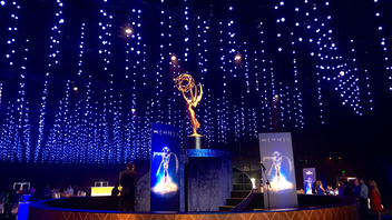 The 70th annual Primetime Emmy Awards took over the Microsoft Theater in Los Angeles in September, shifting to a Monday night to accommodate host network NBC's football schedule. Hosted by Saturday Night Live's Michael Che and Colin Jost, the evening's big winners included Game of Thrones, The Marvelous Mrs. Maisel, and The Assassination Of Gianni Versace: American Crime Story, and, of course, Oscars director Glenn Weiss, who proposed to his girlfriend in his acceptance speech. The Television Academy, HBO, Fox, Netflix, and more hosted high-profile parties and suites throughout the week. Next: September 22, 2019 See more: Emmys 2018: 28 Splashy Decor Ideas From the Week's Biggest Parties