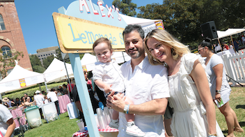 More than 2,500 people, including 100 chefs and mixologists, attended the event in 2018. The annual cookout raised a record-breaking $1.5 million for Alex's Lemonade Stand Foundation, which supports childhood cancer research; live and silent auctions alone raised more than $650,000. The event takes place annually at Royce Quad at U.C.L.A. Next: September 14, 2019