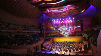The Los Angeles Philharmonic marked its 100th anniversary in September with a concert presentation directed by Elkhanah Pulitzer that celebrated the creativity of the state of California, followed by a post-concert party. The anniversary celebrations will continue at this year's Rolex-sponsored gala, which will feature three music directors from the past and present sharing the stage. Proceeds from the event support the L.A. Phil's music education programs, serving more than 150,000 kids, families, and teachers each year. The Philharmonic also kicks off its summer season with a fund-raiser at the Hollywood Bowl. Next: October 24, 2019