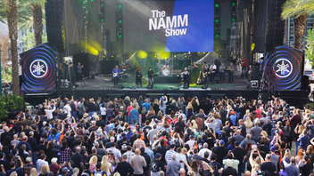 The National Association of Music Merchants show is the country's largest event for the music products industry; the 2019 edition in January drew a record-breaking 115,301 people to the Anaheim Convention Center. The show also saw more than 2,000 exhibiting members representing 7,000 brands, plus a daylong Retail Innovation Summit, more than 250 educational sessions, and the 34th annual Technical Excellence & Creativity Awards. Next: January 16-19, 2020