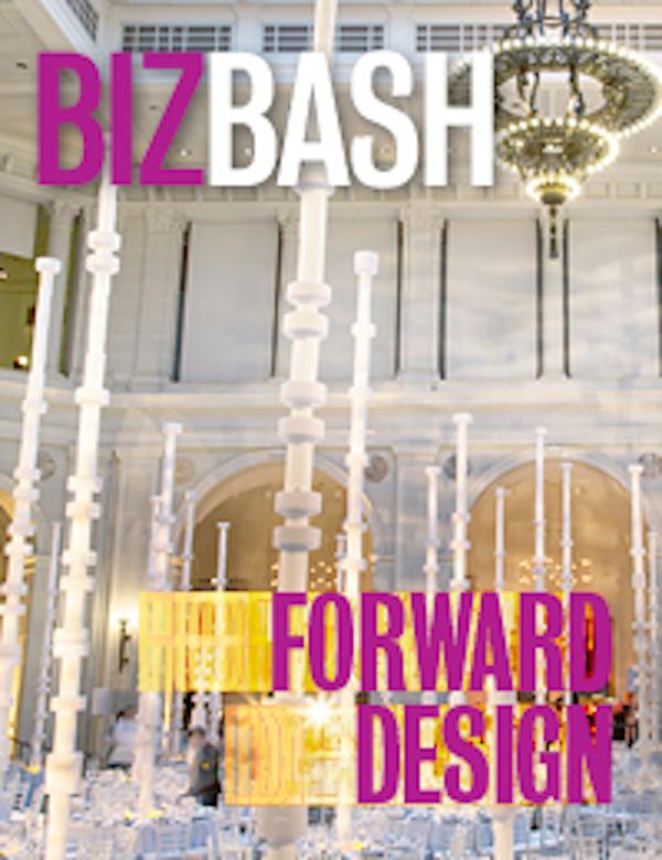 BizBash Magazine 2017 Design Issue
