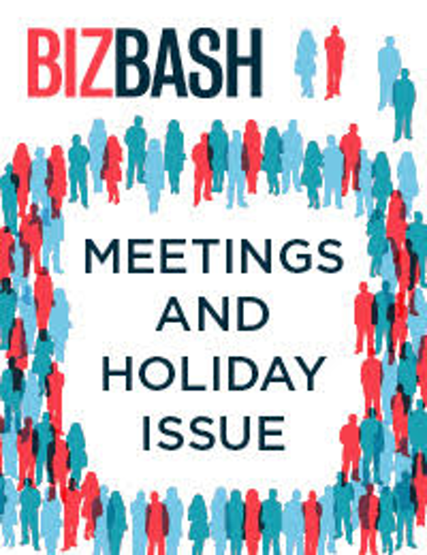 BizBash Magazine The 2017 Meetings and Holiday Issue