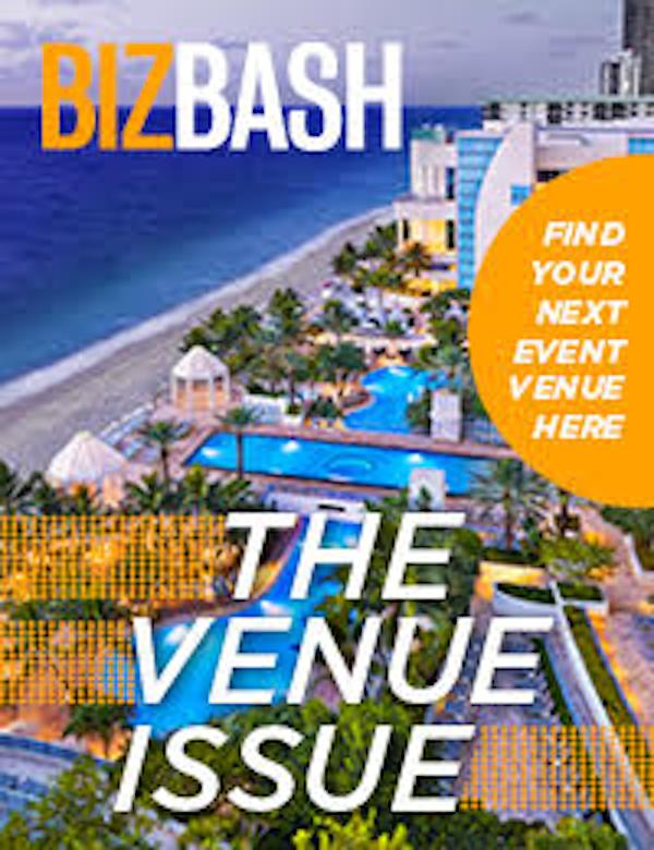 BizBash Magazine The 2017 Venue Issue