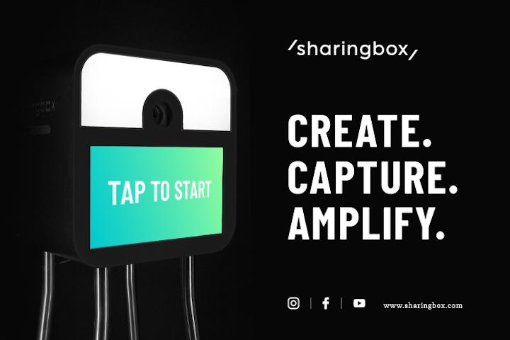 Create. Capture. Amplify.