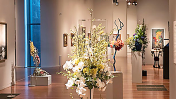 It's hard to improve upon the masterpieces housed in the de Young Museum, but the San Francisco Auxiliary of the Fine Arts Museums adds extra magic to the galleries each spring with Bouquets to Art. The weeklong event challenges floral designers around the Bay Area to create arrangements that complement permanent works in the museum's collection. Designers refresh the flowers throughout the week to keep their work photo-ready, but the museum also schedules photo-free hours for guests who want to enjoy the flowers in peace. The event, which is one of the most popular at the Fine Arts Museums, celebrated its 35th year in 2019. Next: Spring 2020