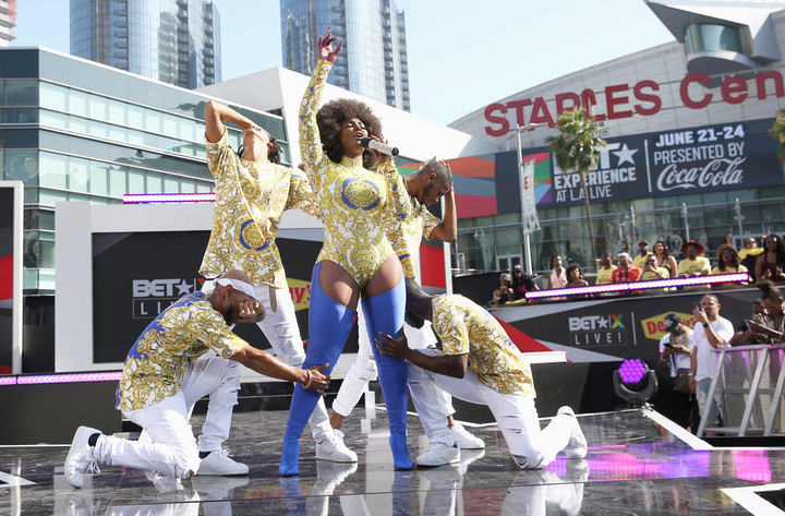 Last year's BETX included a free concert from Love & Hip Hop: Miami star Amara La Negra.