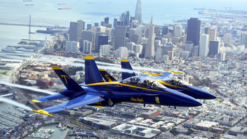 Fleet Week is most commonly associated with the Blue Angels air shows and naval ship tours on the San Francisco Bay, but there's a lot more to this military personnel appreciation week. Businesses offer military personnel discounts on food and drinks, and, with a little help from the Fleet Week app, local residents can buy a sailor a burger and take a selfie with a sailor. Between visitors heading to the area for the festivities and locals heading outside to enjoy warm weather and sunny skies, Fleet Week generates more than $100 million for the San Francisco economy. Next: October 6-14, 2019