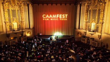 CAAMFest is recognized as the nation's largest showcase for new Asian American and Asian films, annually presenting some 130 works in San Francisco and Oakland. The 11-day festival, run by the Center for Asian American Media, is both a launching point for Asian American independent filmmakers and a source for representational cinema. More than 40,000 people attended the festival in 2019. Next: May 2020