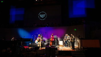 Up from #9 Each year, the SFJazz Gala celebrates a Lifetime Achievement Award honoree while raising money for the next generation of jazz music. The party is centered around the gala concert, which features all-star collaborations—in 2019, Irakere 45, Omara Portuondo, Dianne Reeves, Corinne Bailey Rae, Stefon Harris, and Leyanis and Jessie Valdés all performed—and wraps with a late-night after-party. Proceeds support growing its artistic and education programs, presenting more than 400 concerts and bringing education initiatives to some 23,000 students each year. Next: January 30, 2020