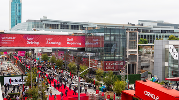 "Oracle OpenWorld, the tech giant's deep dive into all things cloud, offers more than 2,200 educational sessions, hundreds of demos and hands-on labs, and exhibitions from more than 400 partners. It's a big deal, taking over San Francisco's Moscone Center and diverting traffic around the exhibition center for the 60,000-strong crowd. Oracle CodeOne, which it calls ""the most inclusive developer conference on the planet,"" is also rolled into the four-day affair. And because no cloud conference is complete without a rock concert, Oracle takes over the San Francisco Giants home field (formerly AT&T Park; now called Oracle Park), where Billboard-chart-topping artists perform a private show for conference attendees. Last year's lineup included Beck, Portugal. The Man, and Bleachers. Next: September 16-19, 2019"