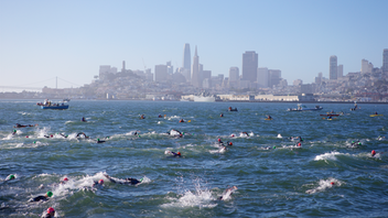 There's a reason why Escape From Alcatraz is one of the best-known triathlons in the world. The spectator-friendly race combines the beauty of San Francisco with one of the most challenging courses in the sport. The race commences with a plunge into the choppy, chilled waters of the Bay off the coast of Alcatraz Island. The swim concludes on the shore of the city, where athletes switch to running shoes for a half-mile trek to their bikes before starting an 18-mile ride. The final leg of the race is an 8-mile run. Amateurs are welcome to vie for a spot, but winners tend to be professional athletes and Olympians. Organizers will be celebrating the 40th Escape in 2020. Next: June 7, 2020
