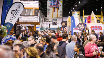 This aspirational show for cottagers and would-be owners returns to the International Centre this fall, when 11,000 attendees and about 230 exhibitors are expected. Home Hardware and The Toronto Star return as sponsors. Next: October 25-27, 2019