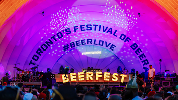 Up from #3 The city's biggest beer bash scales back to three days this year from last year's four, but organizers still expect to top 2018 attendance of 34,000. The festival returns to Exhibition Place's Bandshell Park and welcomes new country stage sponsors: music provider Complete Country and hard beverage company Twisted Tea. Next: July 26-28, 2019