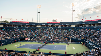 Up from #3 The best female tennis players return to the Rogers Cup in Toronto this year, when the likes of Serena Williams, Venus Williams, and Mississauga's Bianca Andreescu are expected to play. New this year: Every ticket holder will get a free subway ride home, courtesy of the Toronto Transit Commission. National Bank is the presenting sponsor. Next: August 3-11, 2019