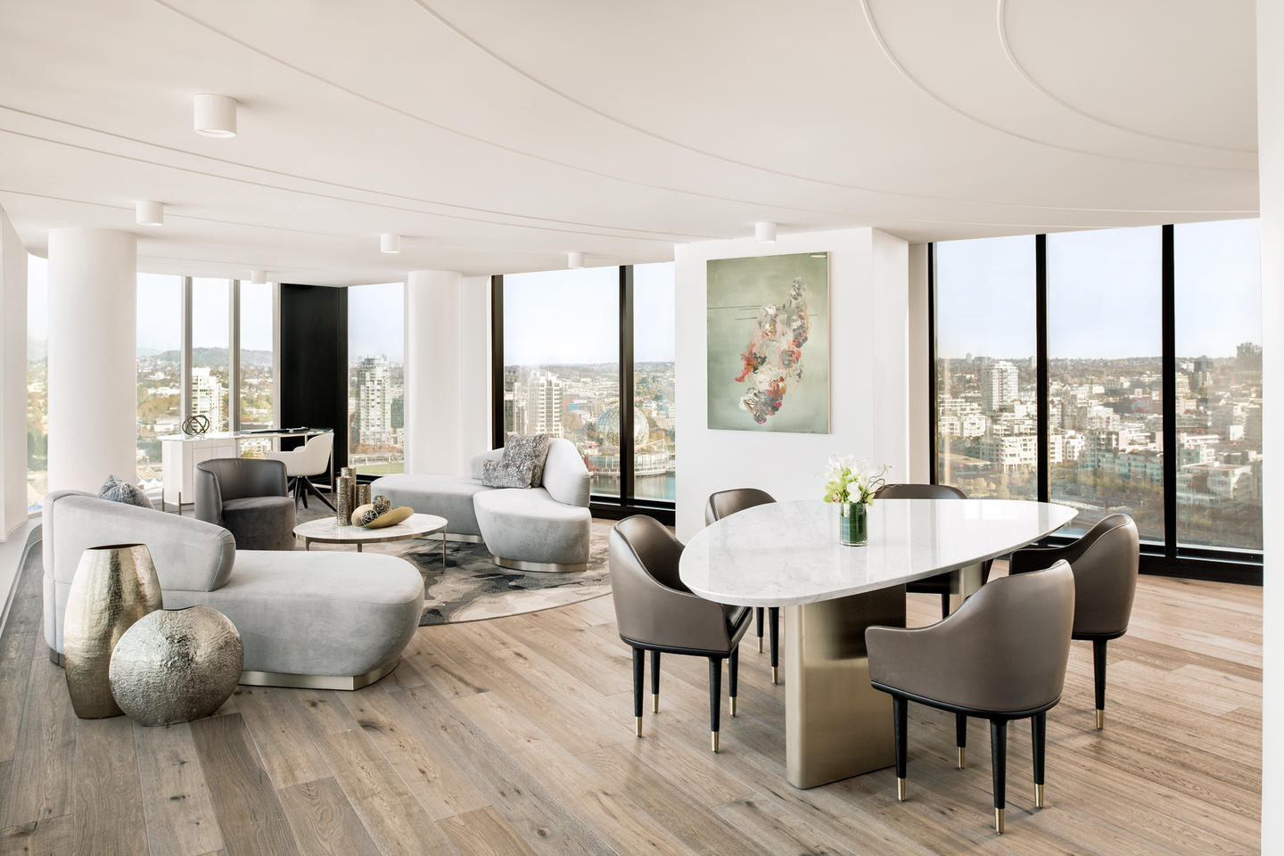 Why Amenities Decor And Privacy Have Turned Hotel Penthouses Into Ideal Event Venues Bizbash