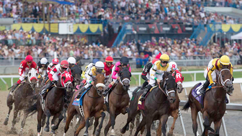 The festival for Canada's oldest thoroughbred horse race reverted to two days this year from last year's three, at Woodbine Racetrack over Canada Day weekend. G.H. Mumm sponsored the Garden Social Pass, a sold-out V.I.P. trackside viewing area, and Lexus sponsored the Premium Pass. The event's purse remained the same: $1 million. Next: June 2020