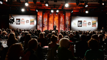 Canada's premier literary gala, with a $140,000 purse and 450 top literati in attendance, moves to the Four Seasons Hotel this year, where the event started off 25 years ago. Scotiabank remains the title sponsor, and Audible, Cineplex, and Air Canada play supporting roles. Last year's big winner was Esi Edugyan for Washington Black. Next: November 18, 2019