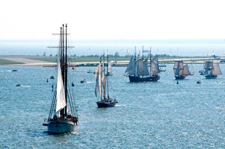 Tall Ships Parade