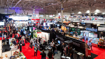 Canada's top foodservice event saw attendance climb to 19,500 chefs, owners, managers, and buyers in 2019 when the French gastronomy contest Bocuse d'Or held qualifying rounds on site. Among the noteworthy discussions was a frank talk about cannabis legalization and its impact on the industry. The show returns to the Enercare Centre next January and celebrates its 75th anniversary. Next: March 1-3, 2020