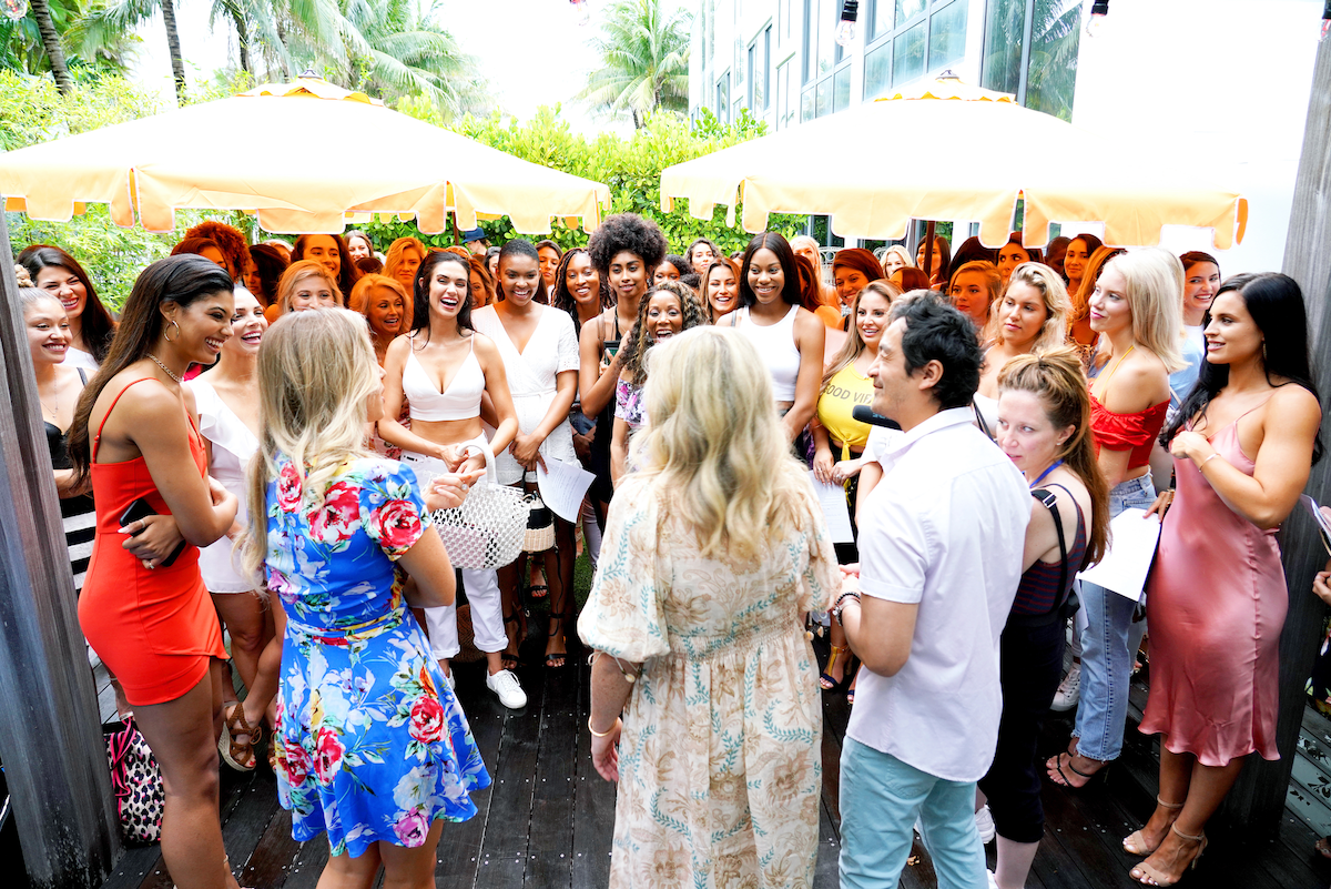 How Sports Illustrated Created Its Most Diverse Runway Show Ever Bizbash