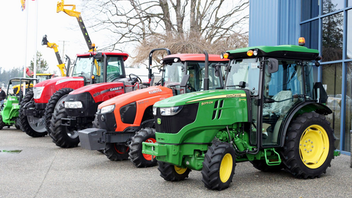The Pacific Agriculture Show at Tradex in Abbotsford is the largest agriculture exhibition in the province, attracting attendance from livestock and horticultural sectors. In its 21st edition, the 2019 show counted some 9,500 farmers and producers and more than 300 exhibiting companies. The show also features industry meetings including the Dairy Expo and the Horticulture Growers' Short Course. Next: January 30-February 1, 2020
