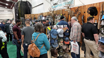 The BC Sportsmen's Show is a long-running annual event for the region's outdoor lovers. Produced by Master Promotions, the show marks its 29th edition in 2020. With hundreds of exhibitors there's plenty to see for fishing, boating, hunting, and camping enthusiasts. The show includes seminars and guest speakers, and a highlight of the 2019 show was the appearance of world champions in elk calling and fly casting. Next: March 6-8, 2020