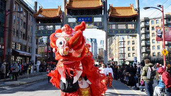 This celebration of the Lunar New Year was first held in Vancouver in 1974. Organized by the Chinese Benevolent Association of Vancouver, the parade includes lion dances, cultural dance troupes, and marching bands. Next: January 26, 2020