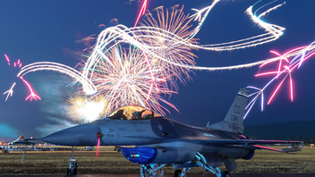 The Abbotsford Airshow is a three-day event that attracts local and international spectators. Most years, the show features Canada's Snowbirds, Canadian Forces parachute teams, entries from the Canadian Museum of Flight, and demonstrations by Canadian Forces CF-18 Hornets. Next: August 7-9, 2020