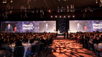 At the 21st Courage to Come Back Awards held at the Vancouver Convention Centre in 2019 nearly 1,700 people raised $2.5 million to support the life-saving programs and services of Coast Mental Health. The awards are given in five categories: Mental Health, Addiction, Medical, Physical Rehabilitation, and Youth. Next: May 7, 2020