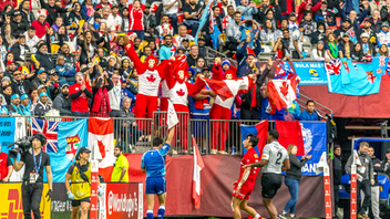 One of 10 stops in the HSBC-sponsored World Rugby Sevens Series, the Canada Sevens is a two-day indoor rugby sevens tournament. First held in the city in 2015, the organizers recently secured the event for Vancouver for another four years. With total attendance topping 77,000, the event generates an estimated $24 million in economic activity for British Columbia. Next: March 2020
